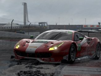 Project CARS 2 Ferrari