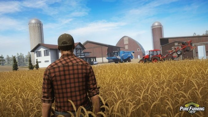 Pure Farming 2018 data uscita