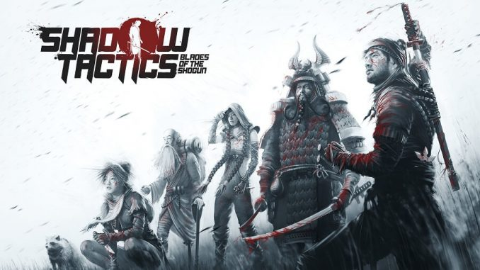 Shadow Tactics Key Art