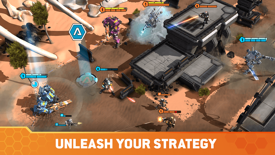 Titanfall Assault screen1