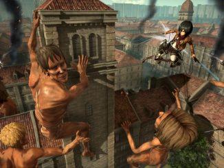 A.O.T. 2 Screenshot