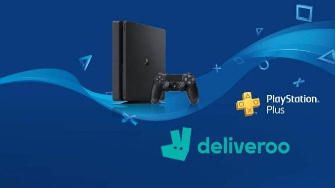 Deliveroo-PlayStationPlus