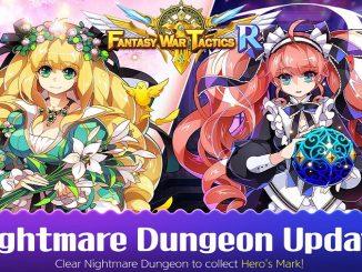 Fantasy War Tactics-R