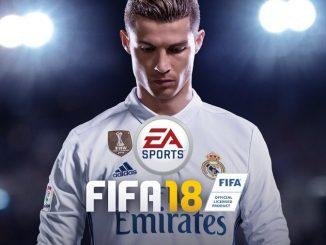 Fifa18 - ronaldo