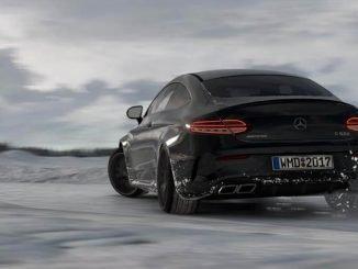 Mercedes Benz Project CARS 2