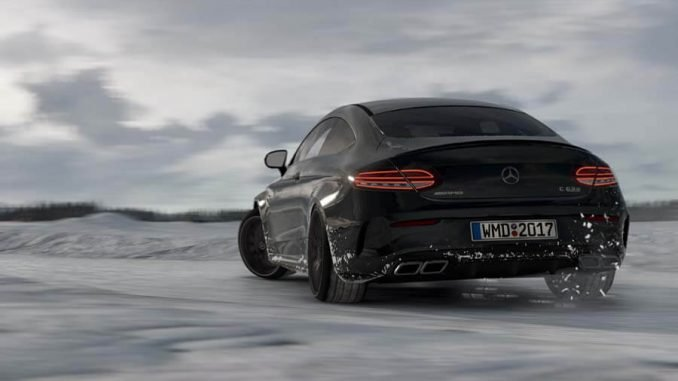 Mercedes Benz Project CARS 2