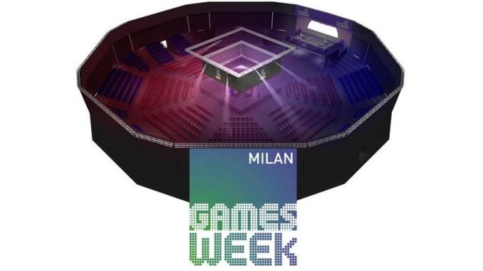 Milan Games Week eSport