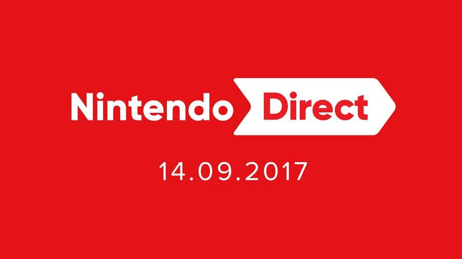 Nintendo Direct 14 Settembre 2017