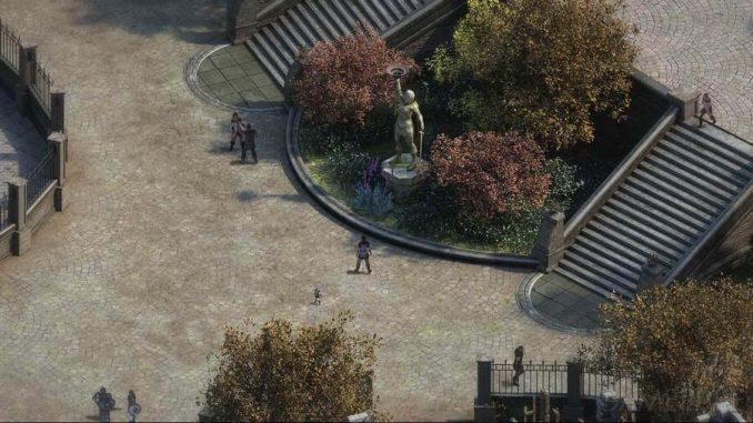 Pillars of Eternity Scrren 5 Xbox