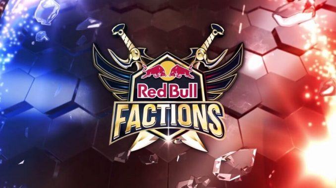 Red Bull Factions 2017