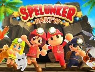 SPELUNKER PARTY