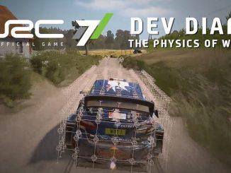 WRC7 - Dev Diary Fisica Gioco