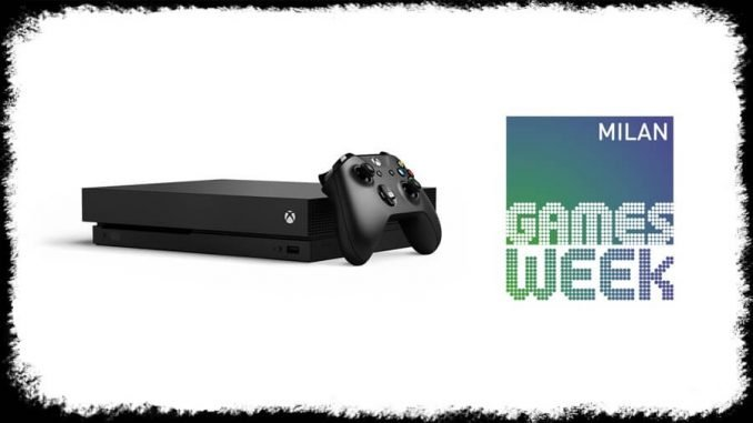 Xbox One X MGW17