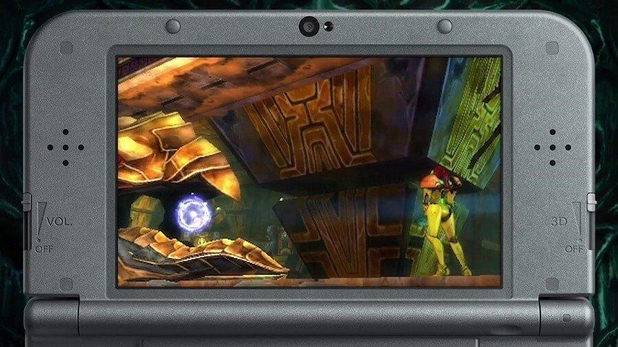 Metroid: Samus Returns screenshot