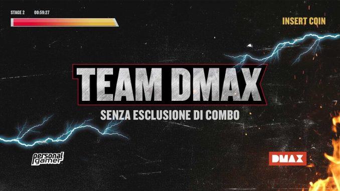 team dmax