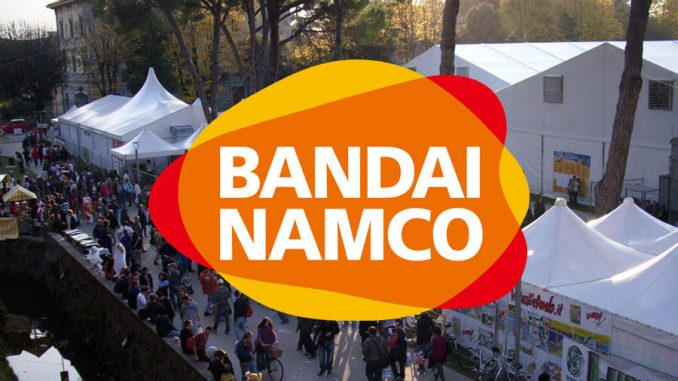 Lucca_Comics_2017_BandaiNamco