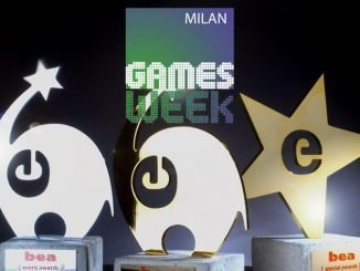 Milan Games Week - Best Event Awards - BEA
