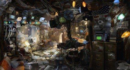 ROW_Wolfenstein II_Super_Spesh_conspiracy_room