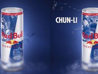 Red Bull Hero Can lattine