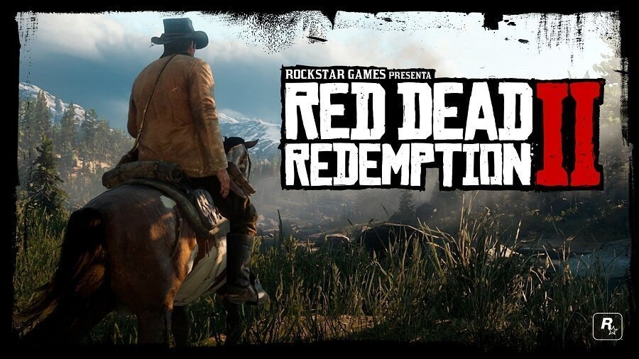 Red Dead Redemption 2 trailer2