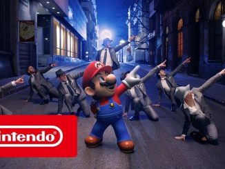 Super Mario Odyssey Musical Trailer