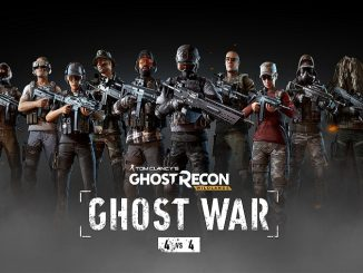 Tom Clancy's Ghost Recon Wildlands 4v4.