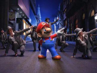 Up Super Star Super Mario Odyssey