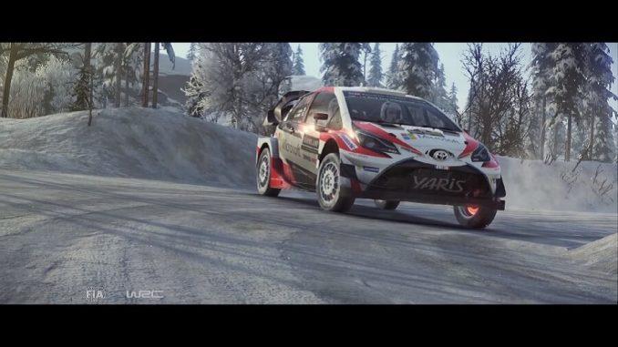 WRC 7 - Toyota Yaris