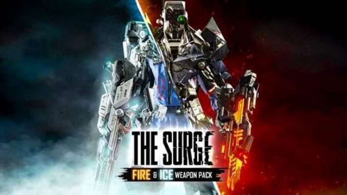 the surge DLC gratis