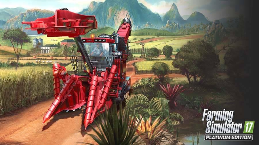 Farming Simulator 17 platium