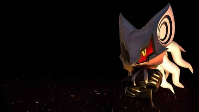 Sonic Forces Villain Infinite