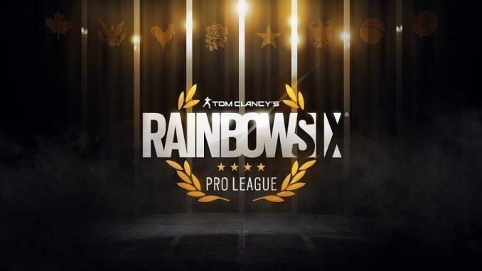 Tom Clancys Rainbow SixPro League