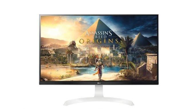 monitor gaming LG 27UD69