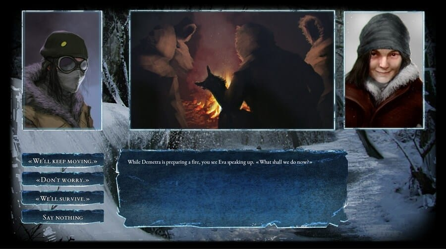 ICY Frostbite Edition screenshot 2