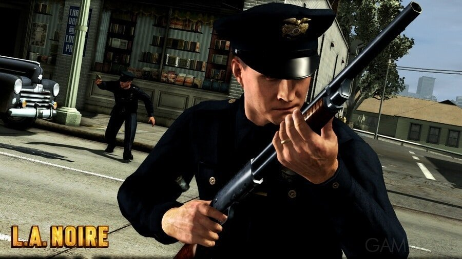 L.A.Noire Remastered Screenshot 4