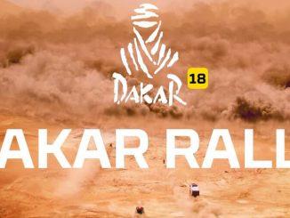 Dakar18 the game