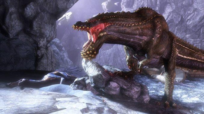 Deviljho Monster Hunter World
