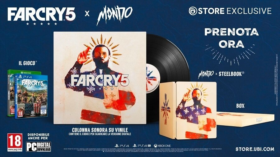 FarCry 5 Limited Edition