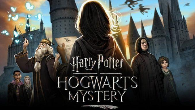 Harry Potter Hogwarts Mystery Hero