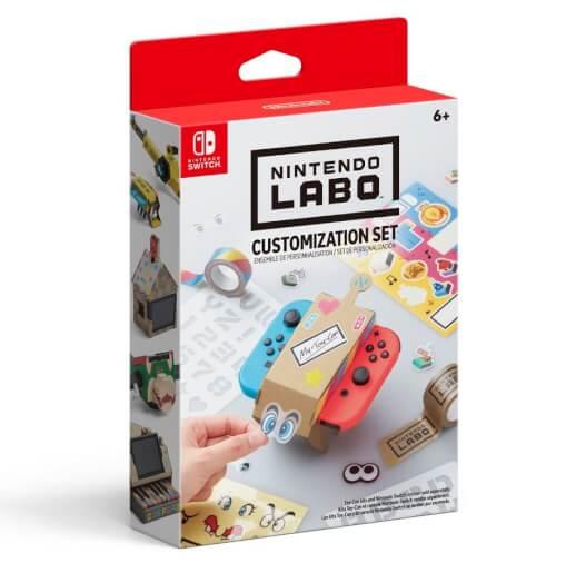 Nintendo-Labo-Set- Personalizzzione