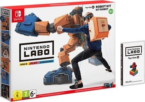 Nintendo-Labo-Kit-robot