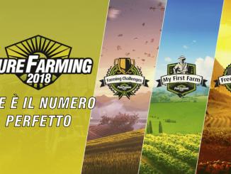 Pure Farming 2018 3 il numero perfetto
