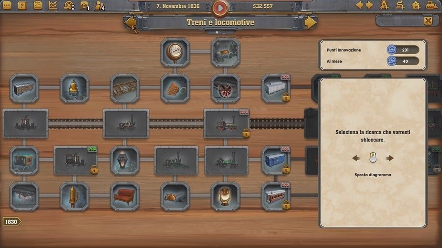 Railway Empire - Screen