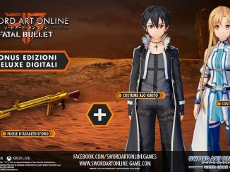 Sword Art Online- Fatal Bullet