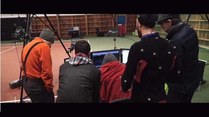 Tennis World Tour Motion Capture