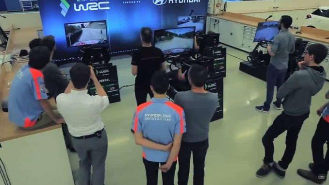 eSports WRC 7