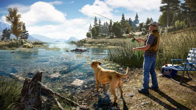 Far Cry 5 requisiti richiesti