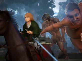 Attack on Titan 2 A.O.T. 2