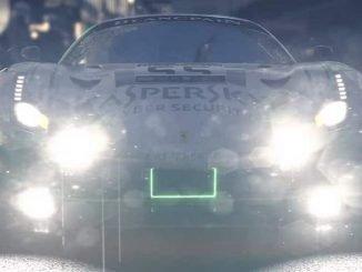 Assetto Corsa Competizione Footage in game