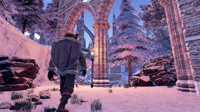Beast Quest Screenshot_Snow